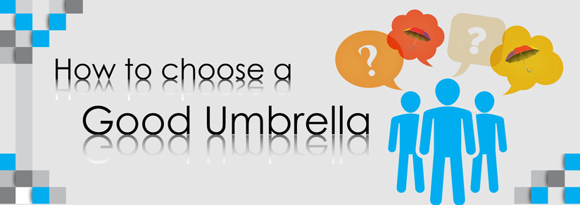 good umbrella guide