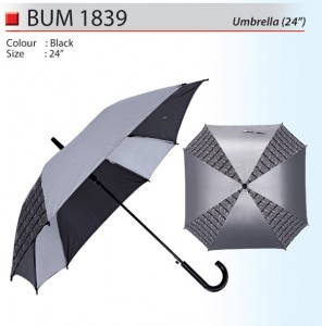 24 inch square umbrella BUM1839