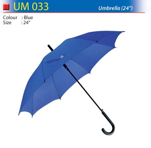 Solid Colour Taffeta umbrella UM033